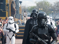 Disney's Hollywood Studios (fisherbray) Tags: fisherbray usa unitedstates florida orangecounty orlando baylake disney waltdisneyworld wdw disneyworld disneyshollywoodstudios themepark hollywoodstudios nikon d5000 agalaxyfarfaraway starwars darthvader stormtrooper deathtrooper