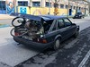 Ford Escort Mk3 1,4 Ghia (leocas82) Tags: laspezia sp288138 germania car auto automobile leocas82 carspotter iphone