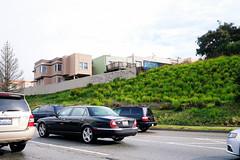 In traffic on 280 (Lars Plougmann) Tags: car sanfrancisco traffic road california unitedstates us dscf6248