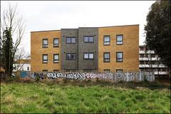Various... (Alex Ellison) Tags: oker gsd dsep osv please irek 406 onue ac throwup throwie southlondon urban graffiti graff boobs