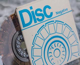 Disc Negative