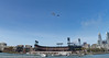 Opening Day 4-2018 (daver6sf@yahoo.com) Tags: openingday sanfranciscobay boats giants mlb salesforgetower attpark flyover