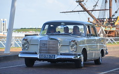 1961 Mercedes Benz 220S GD-96-76 (Stollie1) Tags: 1961 mercedes benz 220s gd9676 lelystad