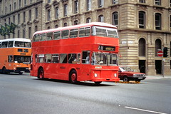 Don't forget your tarbrush... (SelmerOrSelnec) Tags: mybus hadfield leyland atlantean eastlancs gvo713n manchester portlandstreet nottingham bus