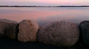 pink evening in lysekil (helena.e) Tags: helenae lysekil husbil älsa rv motorhome water vatten sunset solnedgång rosa pink