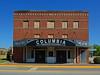 Columbia Theatre (davidwilliamreed) Tags: theatre red brick columbiatheatre harlemga columbiacounty symmetrical