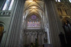 Bayeux, Normandie, France (jlfaurie) Tags: bayeux normandie france calvados mechas mpmdf jlfr 14042018 cathédrale vitraux vitrales vidrieras stainedglass peace paix paz catedral cathedral