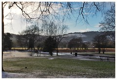 Chilly weather (Develew) Tags: whitworthpark southdarley chillyday coldweather winterscene winter