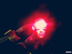 Cyclops (THE AMAZING KIKEMAN) Tags: marvel comics xmen cyclops scott summers action figure hasbro optic blast
