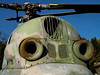 Musée de Savigny-les-Beaune - Hélicoptère russe MIL  MI-2 ou Hoplite. (Gilles Daligand) Tags: musee savigny helicoptere russe rotor detail