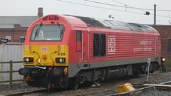 DB Cargo Class 67 (Uktransportvideos82) Tags: