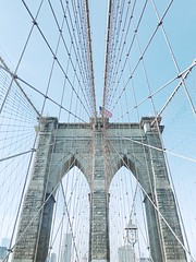 (Alex Xuan Bach Tran) Tags: iphone7plus winter bridge brooklyn newyork usa