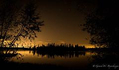 Sunset - Islet Lake (Turk Images) Tags: aspenparkland blackfootgrazingreserveandrecreationarea isletlake nightphotogrpahy timedexposure alberta landscapes waterscapes