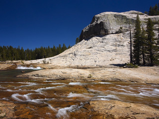 Yosemite Granite Water & Sky