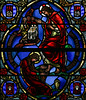 Mary Anoints the Feet of Christ (Lawrence OP) Tags: saints stmary jesuschrist anointed nard anointing stainedglass window charlesconnick grace cathedral episcopal sanfrancisco stmarymagdalene