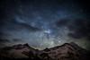 Cloudy Night (Mopple Labalaine) Tags: lauenen bern switzerland ch geltenhorn wildhorn milkyway night