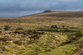 Runners on Dartmoor - NK2_5088