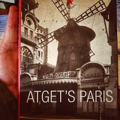 Atget's Paris (swanksalot) Tags: book photography art arthistory eugèneatget atget paris france