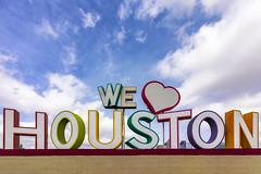 We Love Houston (RaulCano82) Tags: houston texas tx love we raulcano canon 80d photography landscape sky david adickes davidadickes htx htown hou houstontx houstontexas colorful heart clouds art sculpture installation 2018 8thwonder 8thwonderbrewery brewery park beer