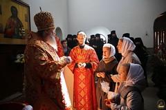 45. Пасхальная вечерня в соборе г. Святогорска 08.04.2018 г