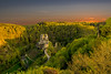 Burg Eltz bei Sonnenuntergang (doerrebachtaler) Tags: burg eltz wierschem eifel