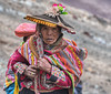 Mountain woman (Feca Luca) Tags: street reportage portrait ritratto people woman peru southamerica nikon travel donna