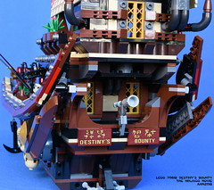 LEGO 70618 Destiny's Bounty (KatanaZ) Tags: lego70618 destinysbounty theninjagomovie wu kai lloyd zane nya jay cole lego ninjago minifigures minifigs