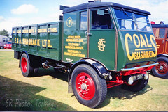 Sentinel S4 Steam Wagon E&A Shadrack (SR Photos Torksey) Tags: steam wagon waggon lorry road transport traction engine rally vehicle vintage commercial classic sentinel s4 shadrack