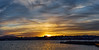 Just another sunset. (poppy998) Tags: sunset hudsonvalley hudsonriver sky clouds