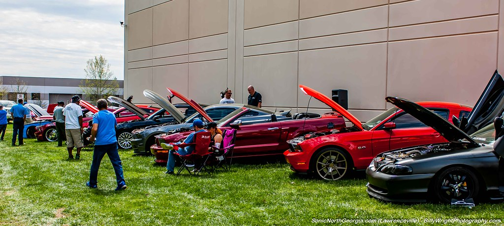 The Worlds Best Photos Of Mustangs And Usa Flickr Hive Mind - Mustangs unlimited car show 2018