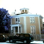 San Francisco - California -The McElroy Octagon House  AKA  Colonial Dames Octagon House, thumbnail
