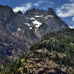 Jagged Peaked Wonder (North Cascades National Park Service Complex) thumbnail