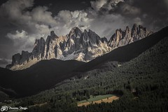 Gruppo delle Odle / Geislergruppe - Val di Funes (Massimo Mazza Photography) Tags: sudtirol landscape mountains clouds italymountains