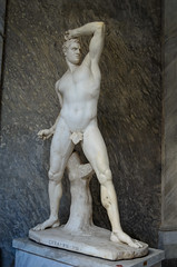 Statue des Boxers Kreugas von Durazzo (Markus Wollny) Tags: city vatikan rom cittàdelvaticano vatikanstadt it