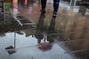 Yesterdays rain turned into snow, Graz 2018 (::ErWin) Tags: graz steiermark österreich at reflections rain fuji x100 x100s