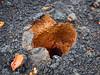 Orange Spatter Hole (Fotografie mit Seele) Tags: ertaale danakildepression afar triangle volcano vulkan äthiopien ethiopia lava eruption red smoke liquid crust kruste pahoehoe