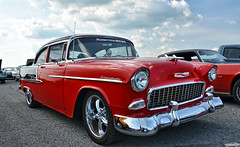 1955 Chevy Bel Air (Chad Horwedel) Tags: 1955chevybelair chevybelair chevrolet chevy belair classic car hrpt17 bowlinggreen
