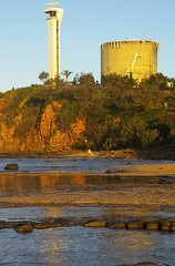 Point Cartwright (davidjamesbindon) Tags: point cartwright kawana sunshine coast queensland qld australia lighthouse hill beach rocks headland sea water