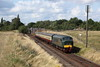 Woodthorpe: BR Class 45 & GCR 2A09. (SM1FFYP1CS) Tags: train locomotive britishrailways br class451 peakclass d123 45125 greatcentralrailway woodthorpe loughborough preservedrailway brgreenlivery