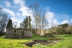 Chapelle de Lesconvel (Kambr zu) Tags: erwanach kambrzu finistère bretagne tourism ach ciel landescape poselongue locmariaplouzané paysagesmythiques