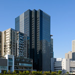 General view of Osaka Nakanoshima National Government Building (大阪中之島合同庁舎)