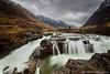 Clachaig Falls (Damon Finlay) Tags: scottish highlands scottishhighlands waterfall islands highlandsandislands glencoe scotland mountains wilderness nikon d750 nikond750 nikkor 1635mm f4 nikkor1635mmf4 clachaig falls clachaigfalls aonacheagach