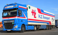 Daf Xf106SSC HZ transport [RO] (rommelbouwer) Tags: daf xf106 hz