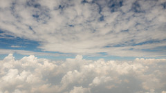 Beauty sky and clouds in nature-55 (@touch1976) Tags: air beautyinnature clouds cloudscape day fluffy fly flying fog fresh hight landscape light nature nopeople outdoor plane shadow sky sunlight tourism travel view wave weather