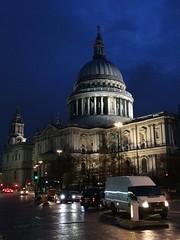 St Paul's Churchyard (My photos live here) Tags: london england capital city st paul s churchyard cathedral church dome