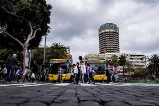 Ganadores del Concurso de Fotografía de Guaguas Municipales