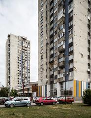 Trg Heroja housing complex. (Stefano Perego Photography) Tags: stepegphotography stefano perego residential housing buildings complex concrete modernism modernist brutalism brutalist modern architecture design bosnia balkans
