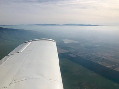 Flying up to Tehachapi, CA (- Adam Reeder -) Tags: sky landscape photo pretty view awesome airplane aviation flying aircraft lift air fly plane