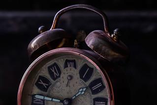 die Zeit bleibt nicht stehen