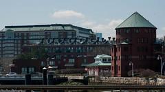 Charlestown Marina (kuntheaprum) Tags: majorthomasmeninopark menino charlestown boston cityscape nikon d80 samyang 85mm f14 water tobinbridge cityofboston
